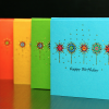 Birthday Sparkle Cards