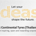 Technical Lead - DC, Server, Network & Security - Continental Tyres (Thailand) Co., Ltd.